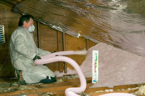 Attic Insulation In South Carolina Mount Pleasant