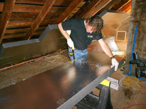 Rigid Foam Insulation from Dr. Energy Saver